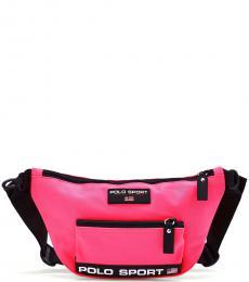 Neon Pink Waist Pack
