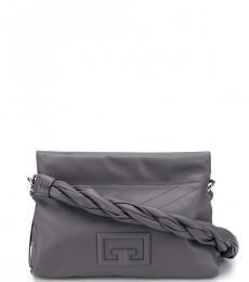 Storm Grey Id 93 Medium Shoulder Bag
