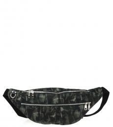Dolce & Gabbana Camo Printed Belt Bag
