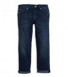Girls Blue Josefina Stretch Jeans