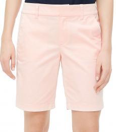 J.Crew Light Pink Bermuda Chino Short