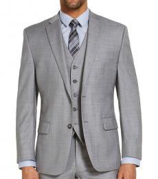 Michael Kors Grey Classic-Fit Suit Jacket