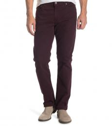 AG Adriano Goldschmied Cherry Everett Slim Straight Jeans