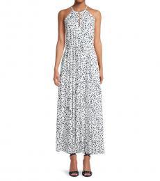 Diane Von Furstenberg Floret Ivory Sally Floral Dress