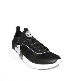 Bikkembergs Black Gregg Sneakers