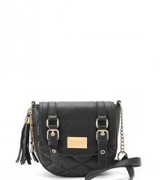 Juicy Couture Black Frida Medium Crossbody Bag