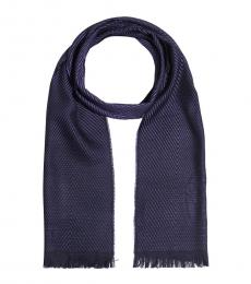 Versace Purple Stylish Trendy Scarf
