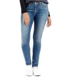 Blue Skinny Super Voguish Jeans
