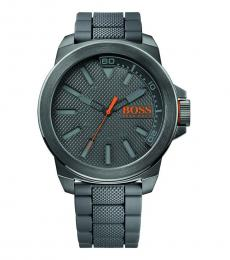 Hugo Boss Grey New York Watch