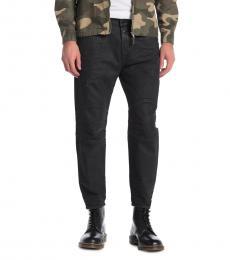 Diesel Black Blanck Slim Skinny Jeans