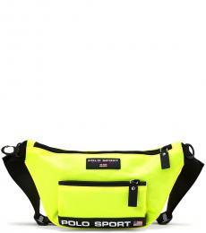 Ralph Lauren Neon Yellow Waist Pack