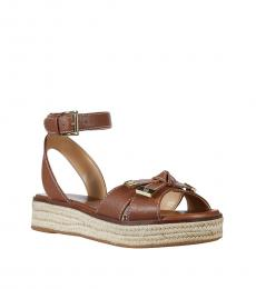 Michael Kors Luggage Ripley Sandals