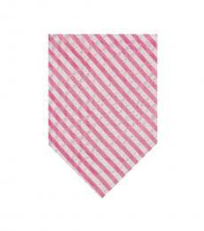 Pink Stripe Tie