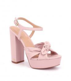 Michael Kors Soft Pink Pippa Heels