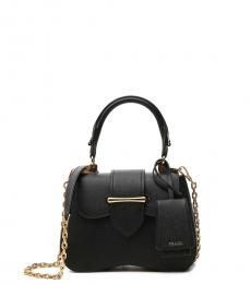 Prada Black Sidonie Mini Satchel