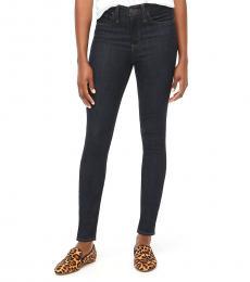 J.Crew Rinse Wash High-Rise Skinny Jean