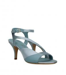 Salvatore Ferragamo Heavenly Satin Heels