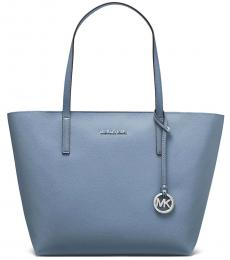 Sky Blue Hailey Large Tote