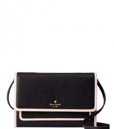 Black Ward Place Small Crossbody
