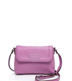 Marc Jacobs Lovely Violet Abbott Small Crossbody