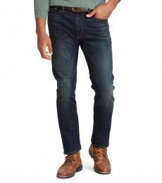 Ralph Lauren Murphy Hampton Relaxed Straight Jeans