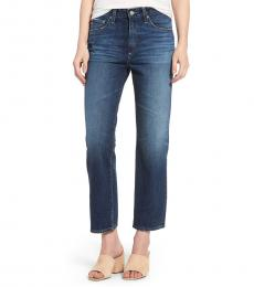 AG Adriano Goldschmied Denim Vintage High Rise Jeans