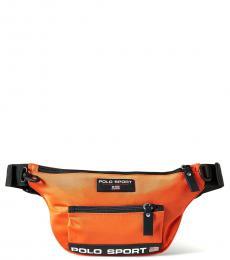 Ralph Lauren Orange Waist Pack