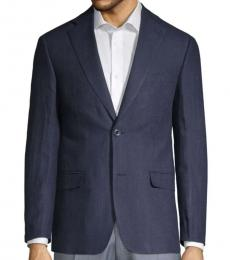 Michael Kors Indigo Regular-Fit Jacket
