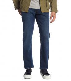 Lucky Brand Dark Blue Slim Jeans