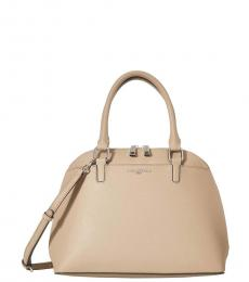 Karl Lagerfeld Mushroom Connie Medium Satchel