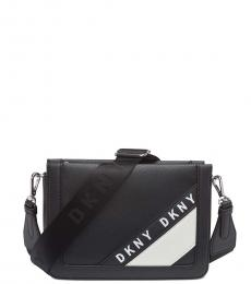 DKNY Black Bond Small Crossbody