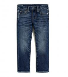 J.Crew Boys Homeroom Wash Slim-Fit Flex jeans