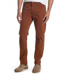 AG Adriano Goldschmied Orange Everett Slim Straight Jeans