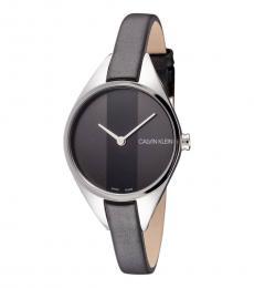 Calvin Klein Black Rebel Watch
