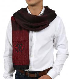 Red Diamond Logo Scarf
