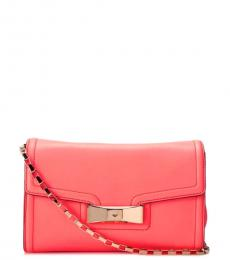 Kate Spade Coral Carroll Park Medium Crossbody