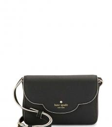Kate Spade Black Leewood Place Mini Crossbody