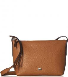 Acorn Brown Junie Large Crossbody