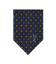 Blue Diamond Tie