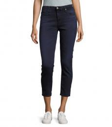 AG Adriano Goldschmied Blue Skinny Jeans
