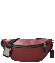 Coach Currant Warren Belt Bag