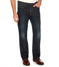 Lucky Brand Dark Blue Vintage Straight Fit Jeans