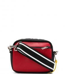 Givenchy Red MC3 Mini Crossbody