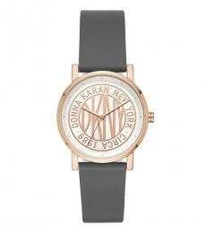 DKNY Grey Logo Dial Watch