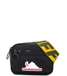 Off-White Black Equipment Small Belt Bag