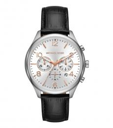 Michael Kors Black Merrick Watch