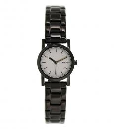 DKNY Black White Dial Watch