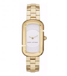 Marc Jacobs Gold Stylish Watch