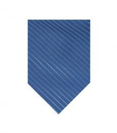 Calvin Klein Navy Striped Tie