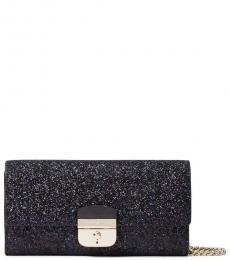 Kate Spade Black Milou Briar Lane Small Shoulder Bag